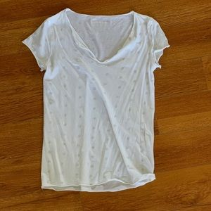 Zadig & Voltaire white shirt S